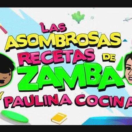 Las recetas de Zamba y Paulina