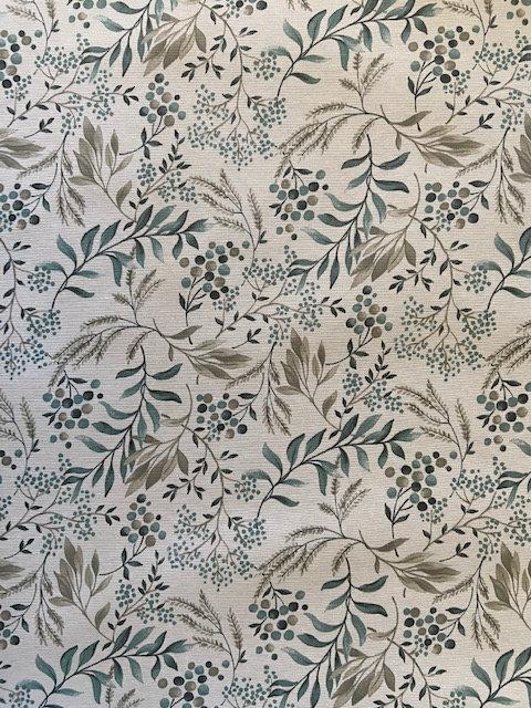 Cotone fiore verde