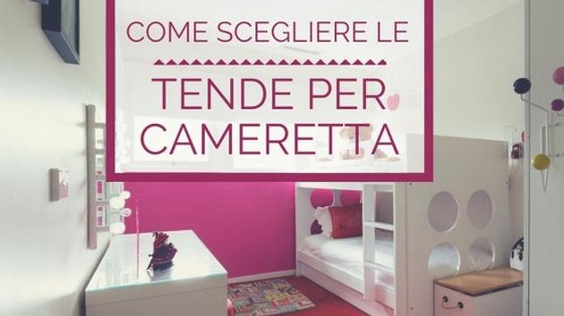 Tende Per Camerette Bambini On Line : Come scegliere le tende cameretta sorelle milesi tende on line