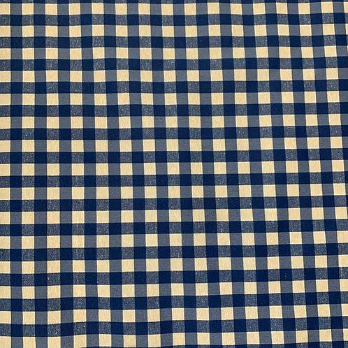 Cotone cerato blue