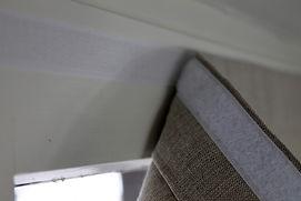 Ganci Per Tende Finestre Pvc.Montare Le Tende Su Serramenti Alluminio Sorelle Milesi