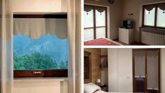 tende camera da letto