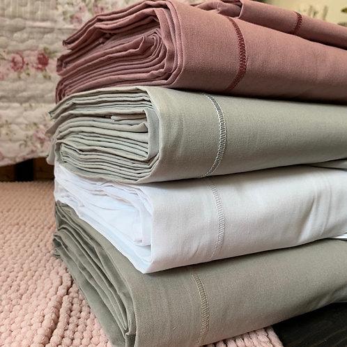Set lenzuola cotone