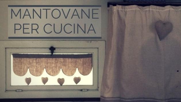 Mantovane per cucina: perché sceglierle? | Tende on line su misura ...