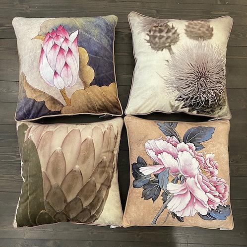 Cuscino fiore