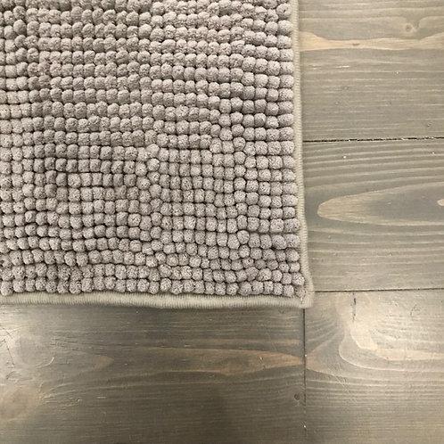 Tappeto bagno antracite