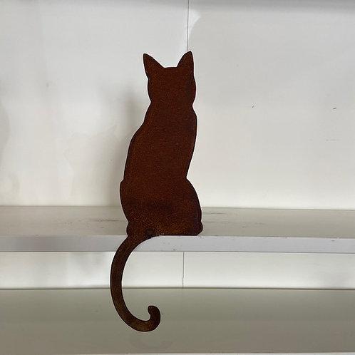 Gatto di spalle 1