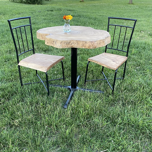 Elm Table & Chairs