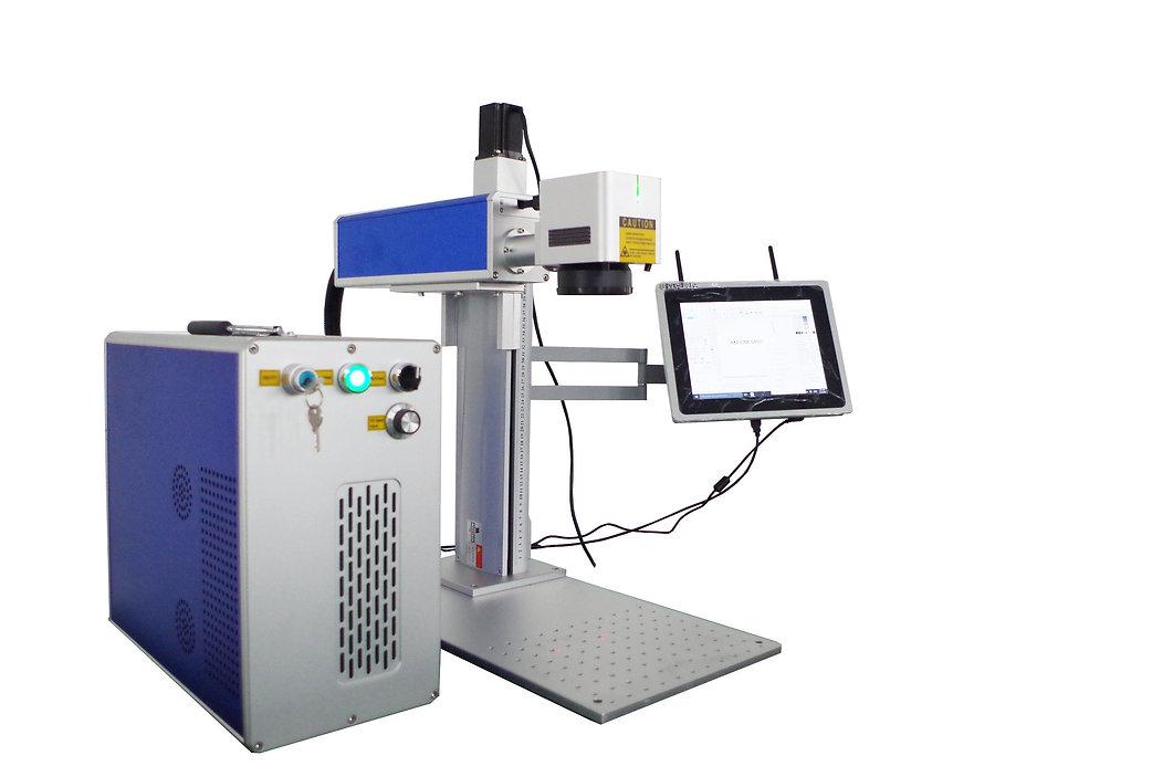 laser-fibre-couleur-gravure-jpt-60W-mopa