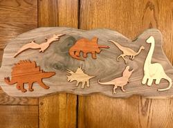 "Planche ""Dinosorus"""