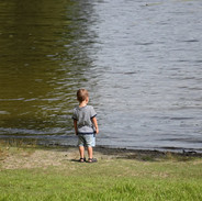 Lac Lovering, Magog