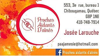 Proches Aidants D'aînés - Chibougamau