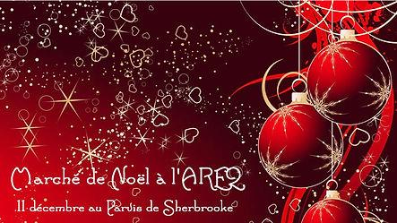 Marché de Noël - AREQ
