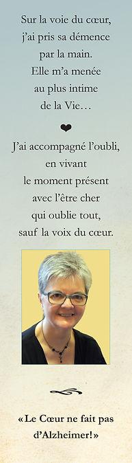 Signet Ghislaine Bourque - Et si perdre la tête rapprochait les coeurs...