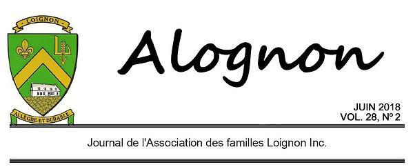 Journal Alognon Juin 2018