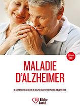 Cahier Biblio-Santé Maladie Alzheimer