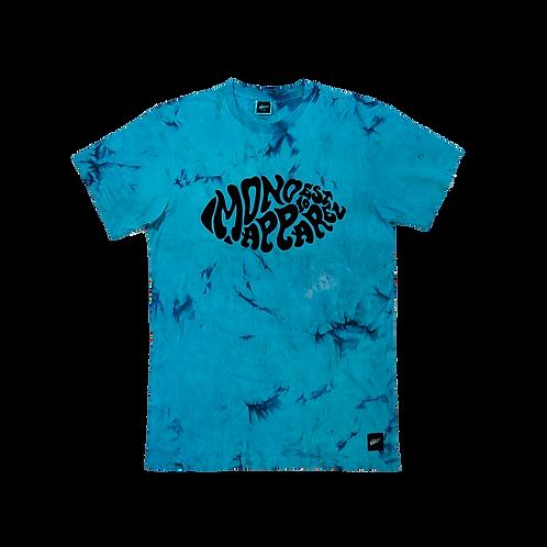 T-Shirt Stoner Stoned Deep Blue
