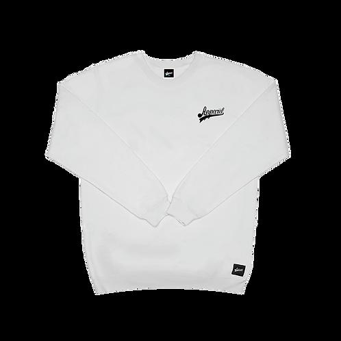 Sweatshirt Diamond White