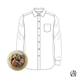 Camisa caballaro