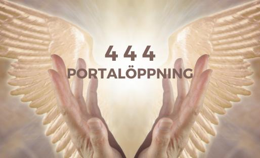 PORTALÖPPNING 4 4 4
