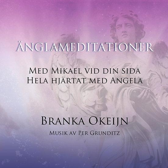 Med Mikael vid din sida och Hela hjärtat med Angela CD