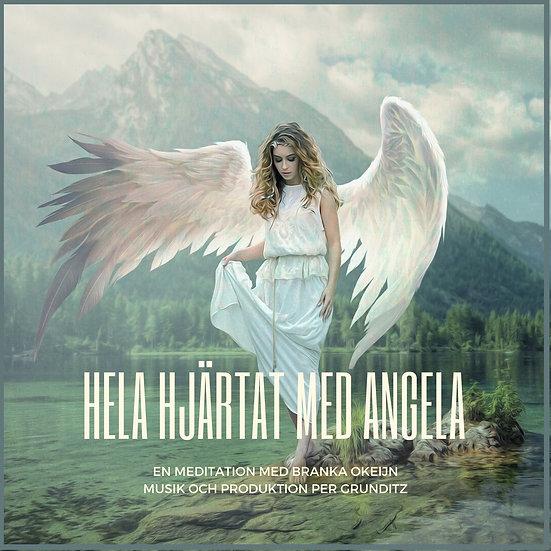 Hela hjärtat med Angela