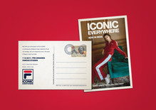 Fila - Iconic launch event