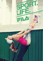 Fila - Sport. Life. SS15