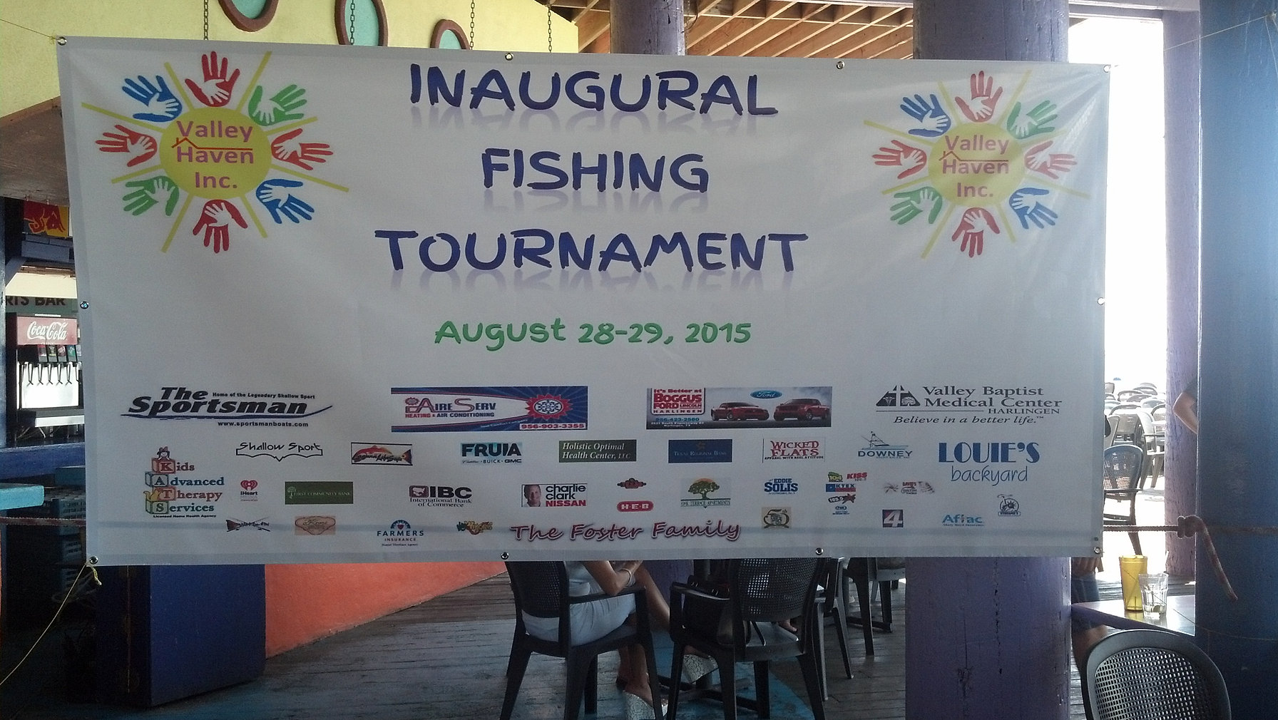 valley haven fishing tournament