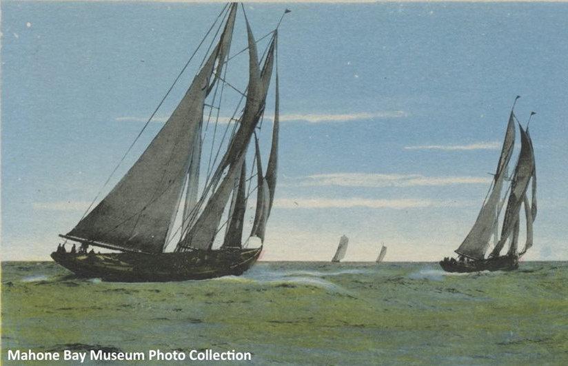 Nova Scotia Fishing Schooner Race