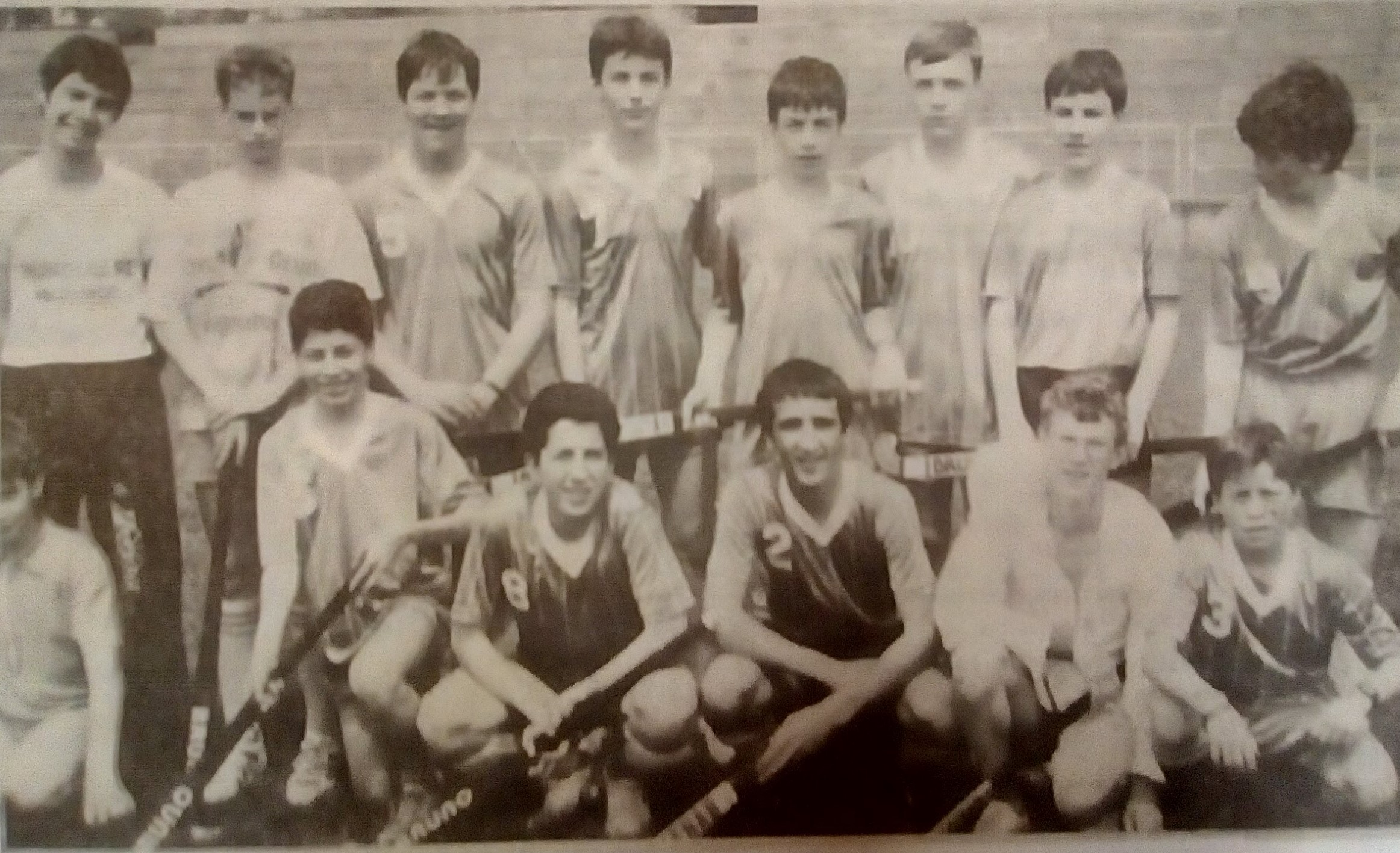 Equipe UNSS-1989