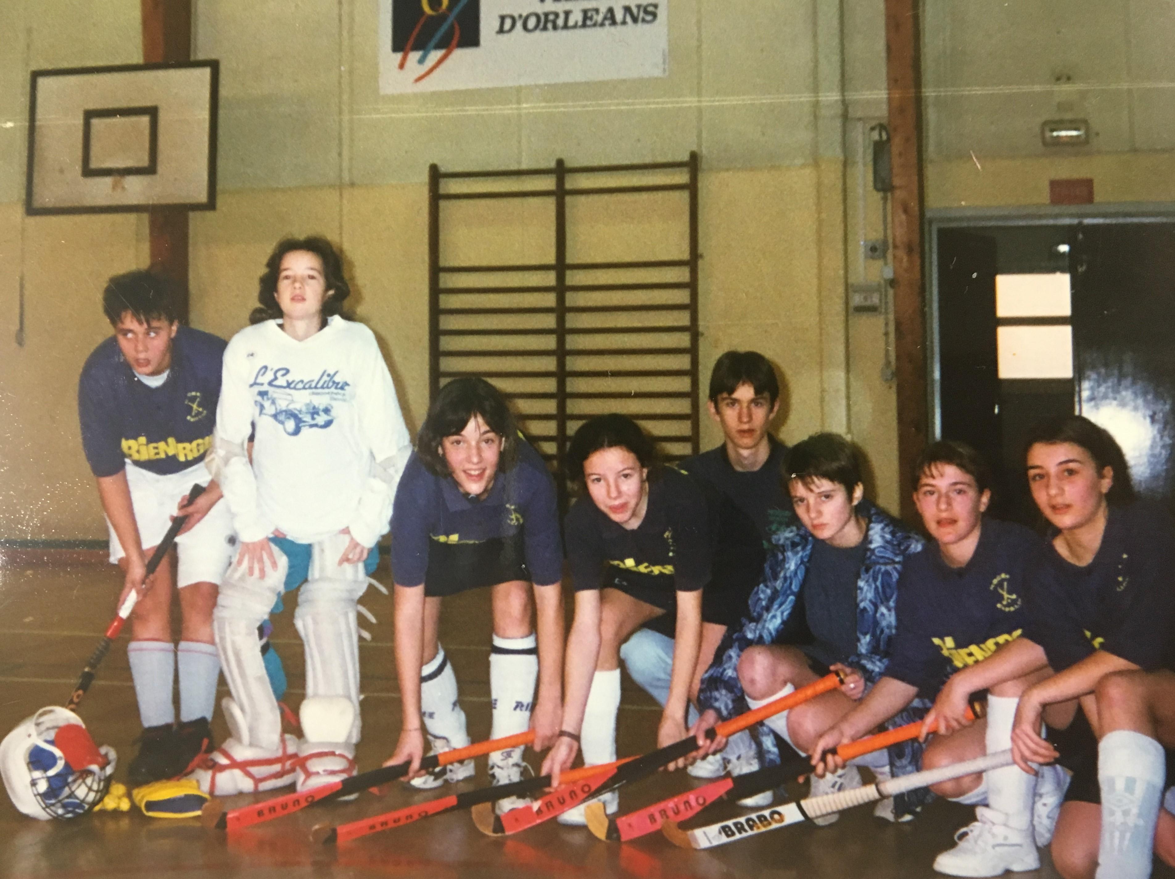 Orléans_féminines_1996