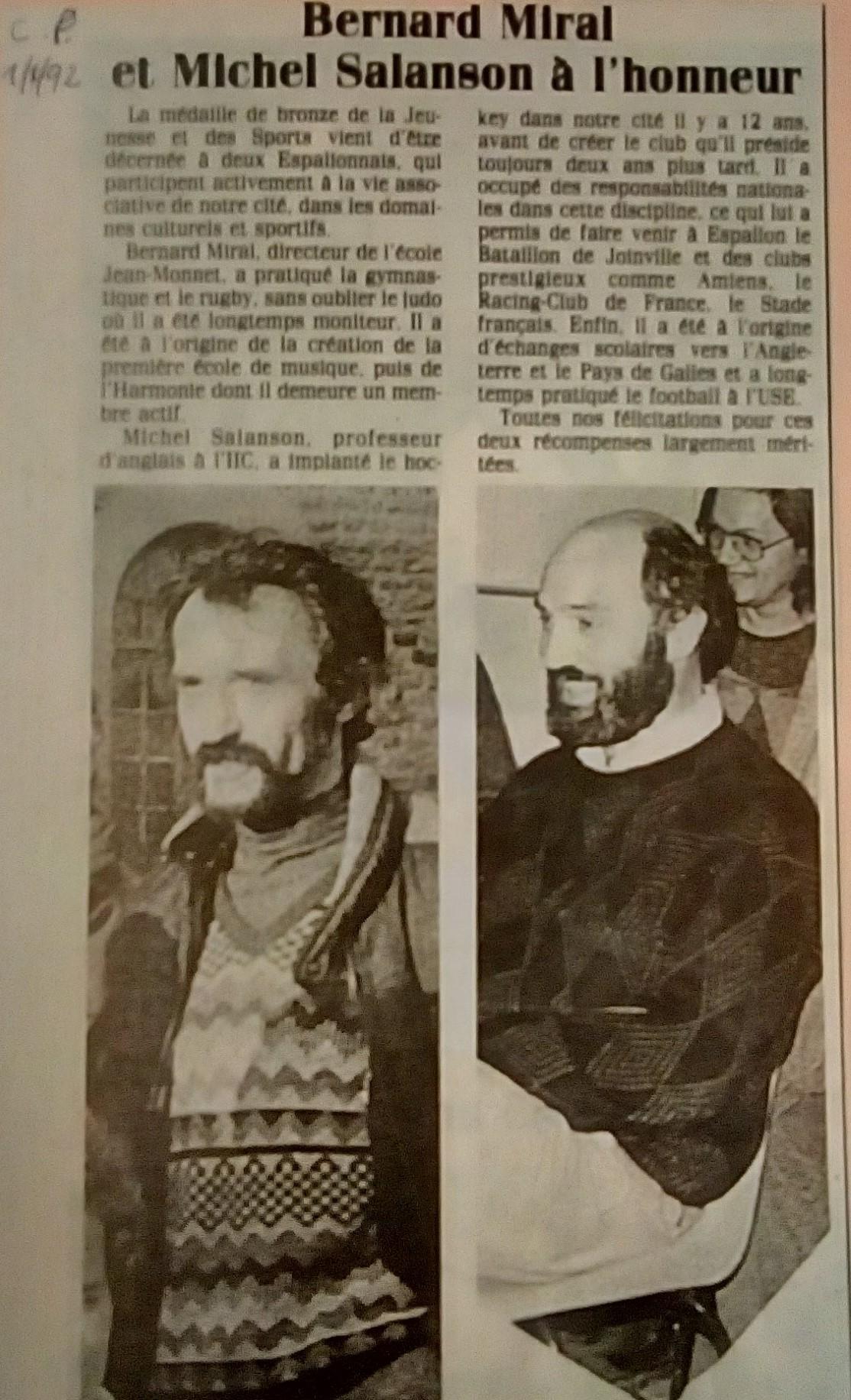 Michel-Médaille_de_Bronze-1992