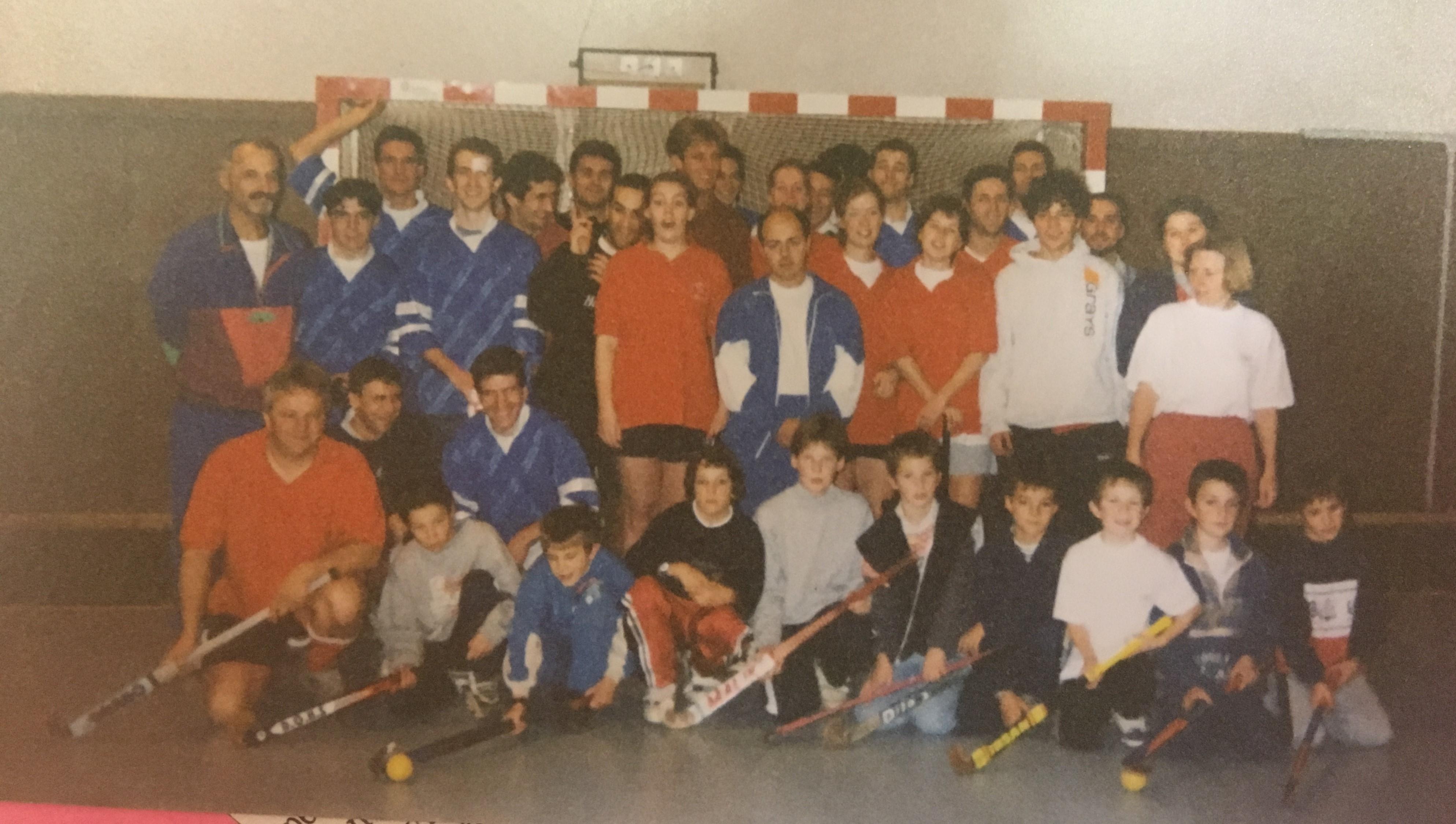 Tournoi 2001