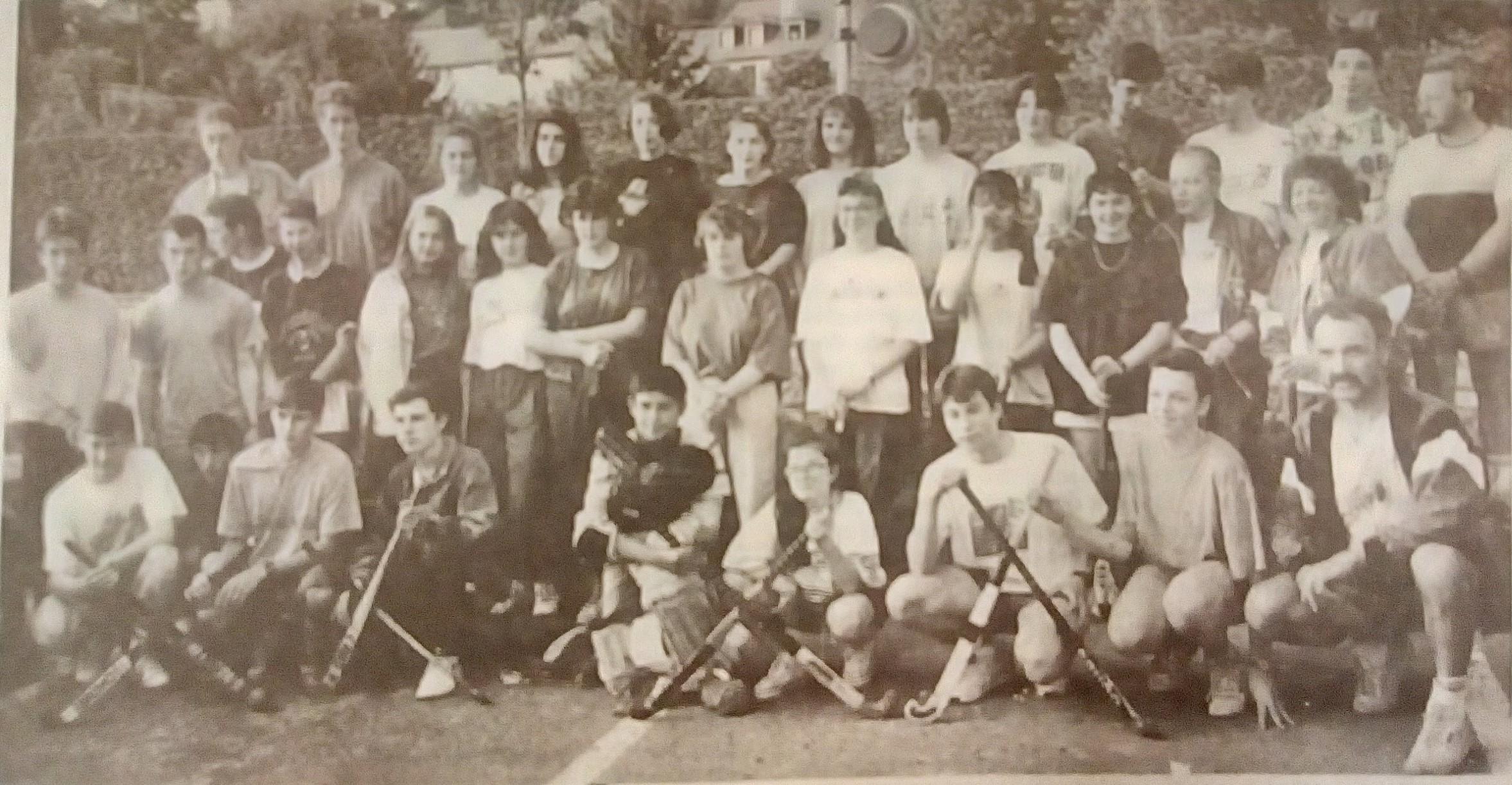 Tournoi Foyers Ruraux-Mai 1992