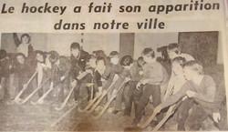 Apparition Hockey Espalion