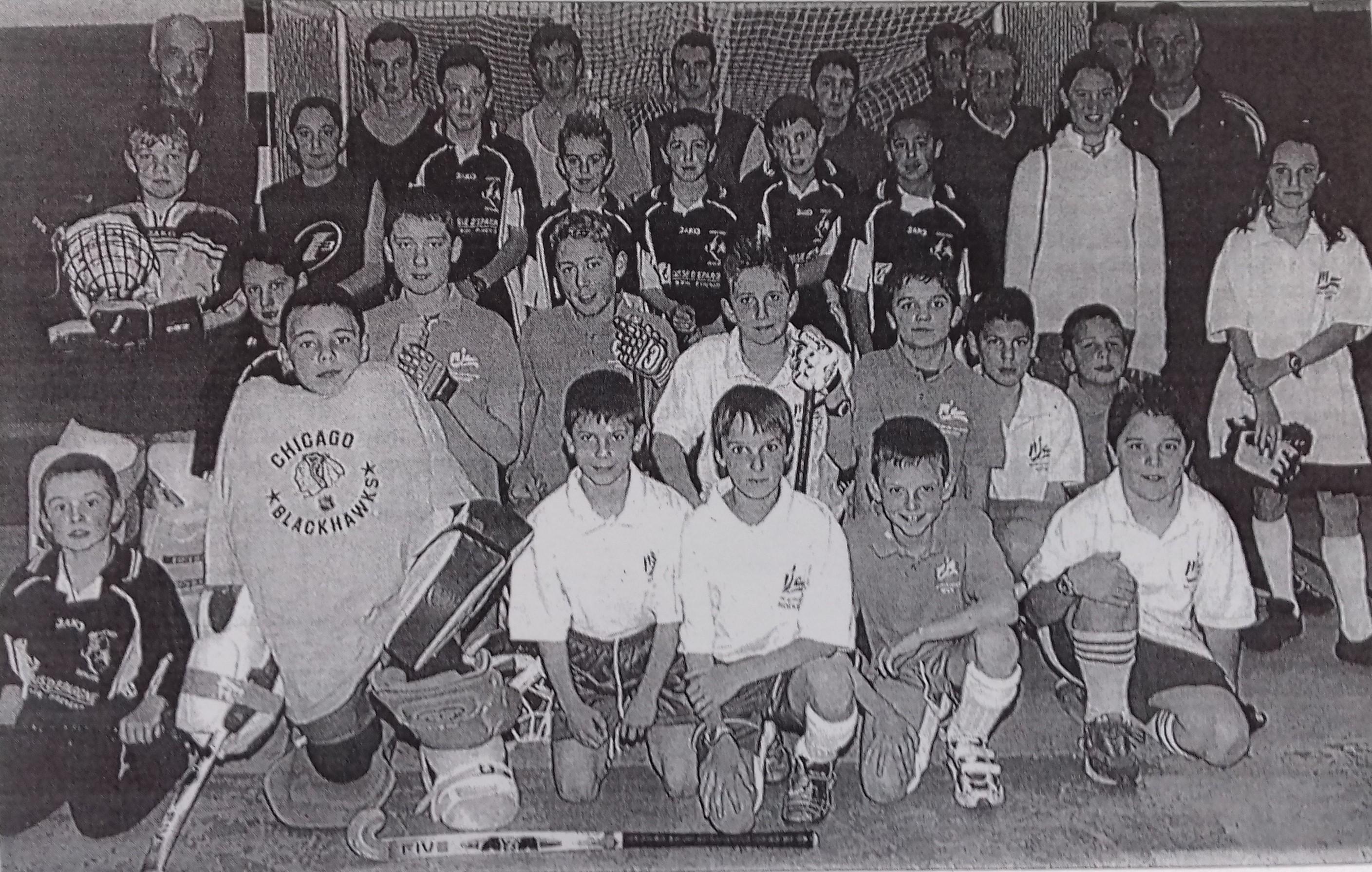 Rencontres jeunes 2004