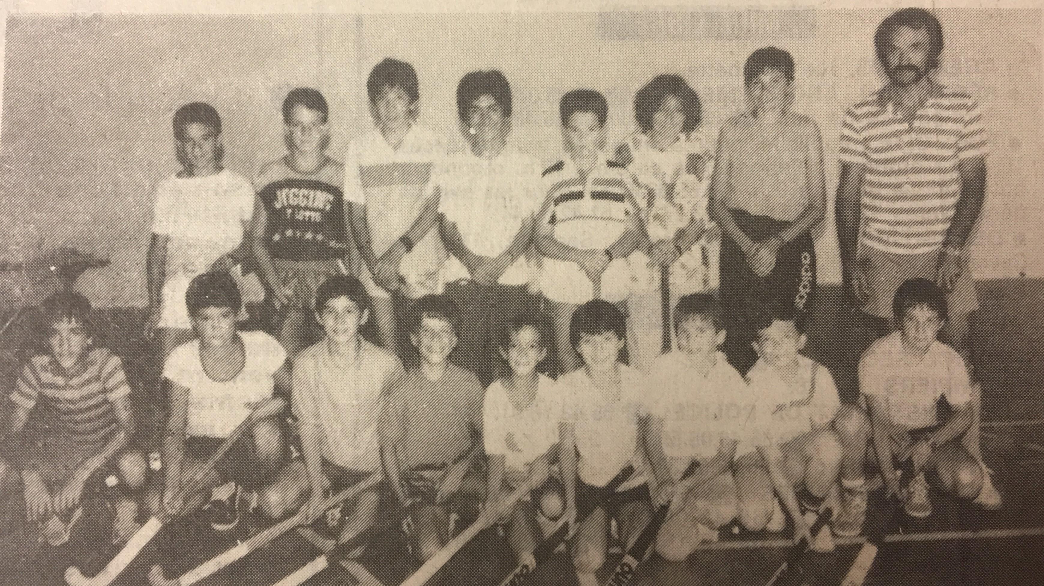 Ecole hockey-1986