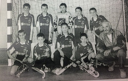 Tournoi dans l'Ain-2000