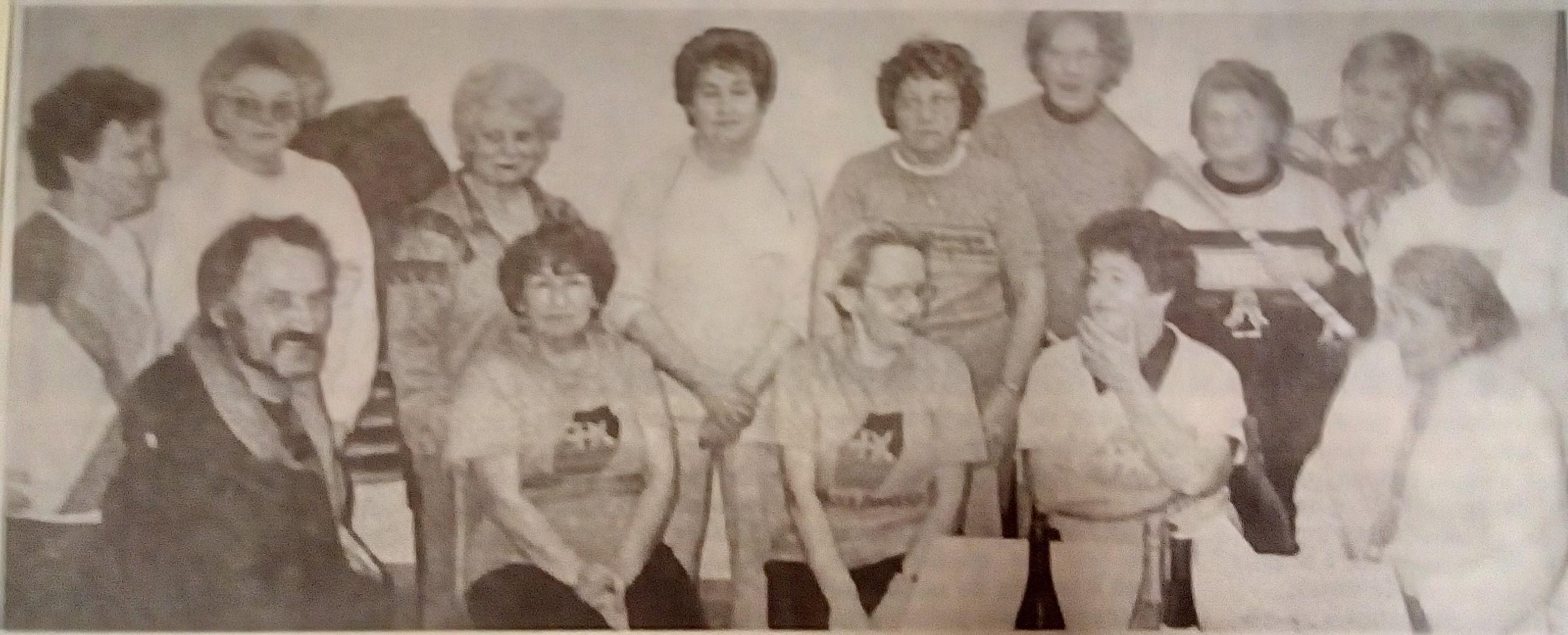 Paquerettes 1991