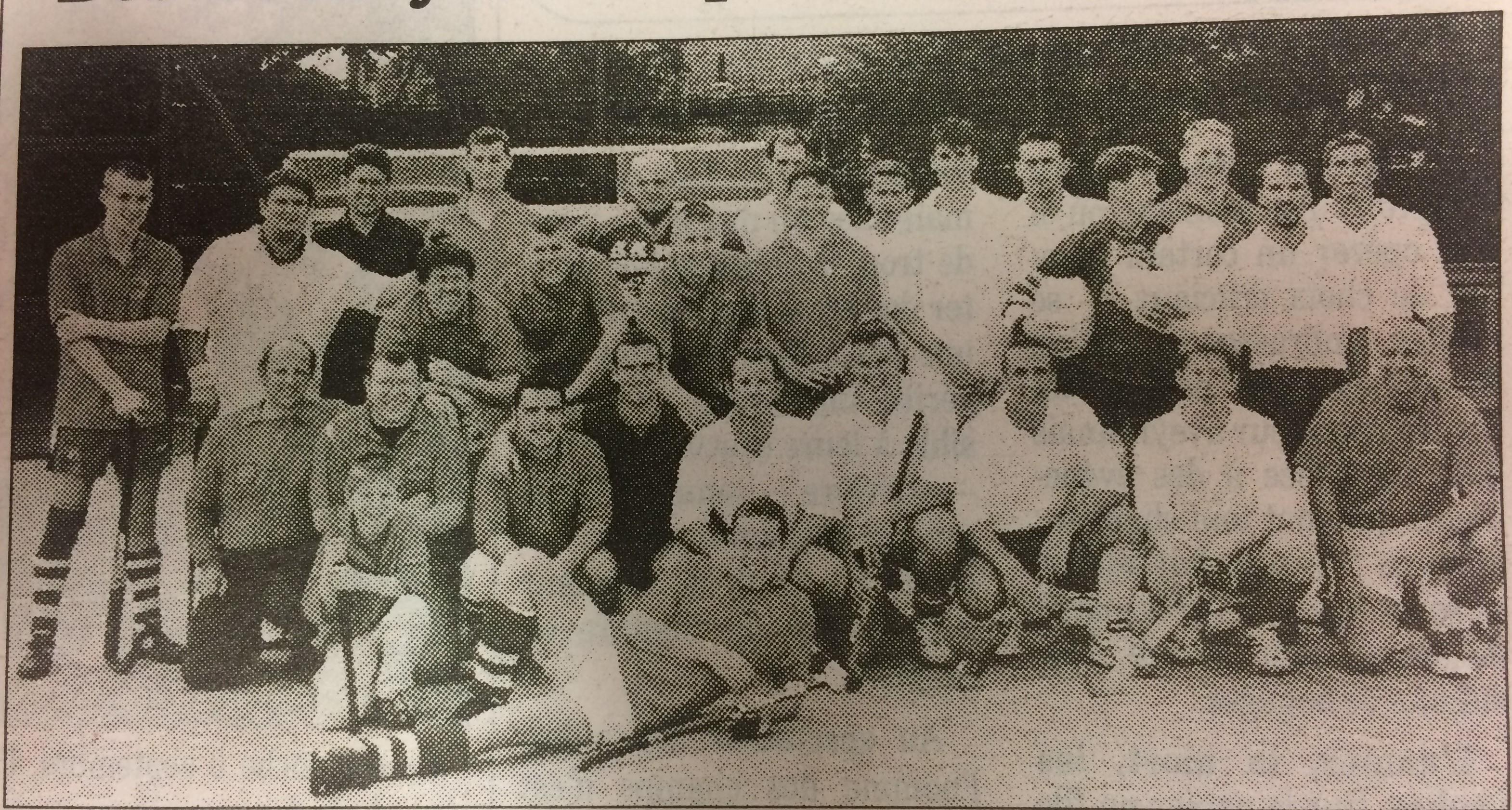 Espalion en Ecosse-Aout 1999