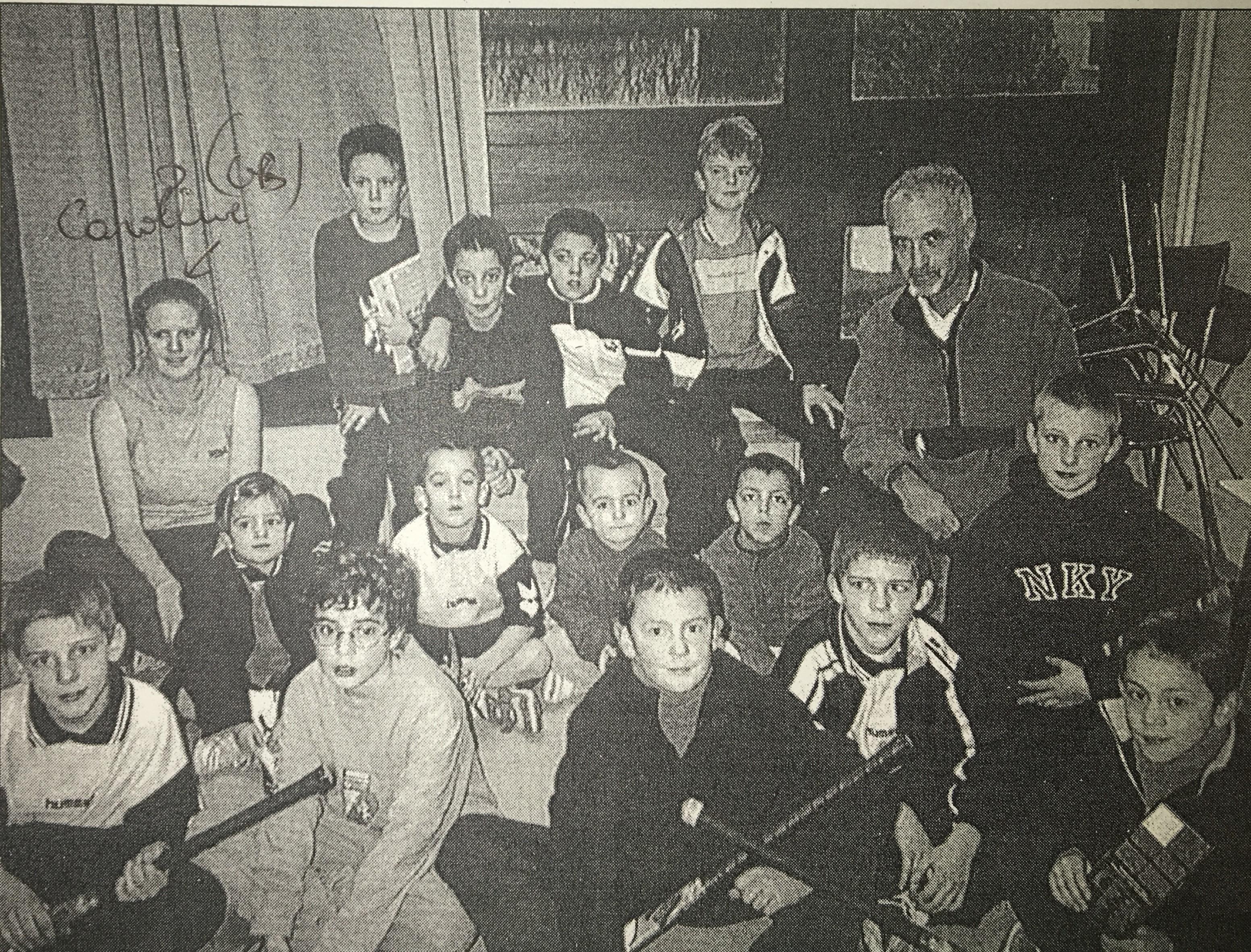 Tournoi Nov.2001