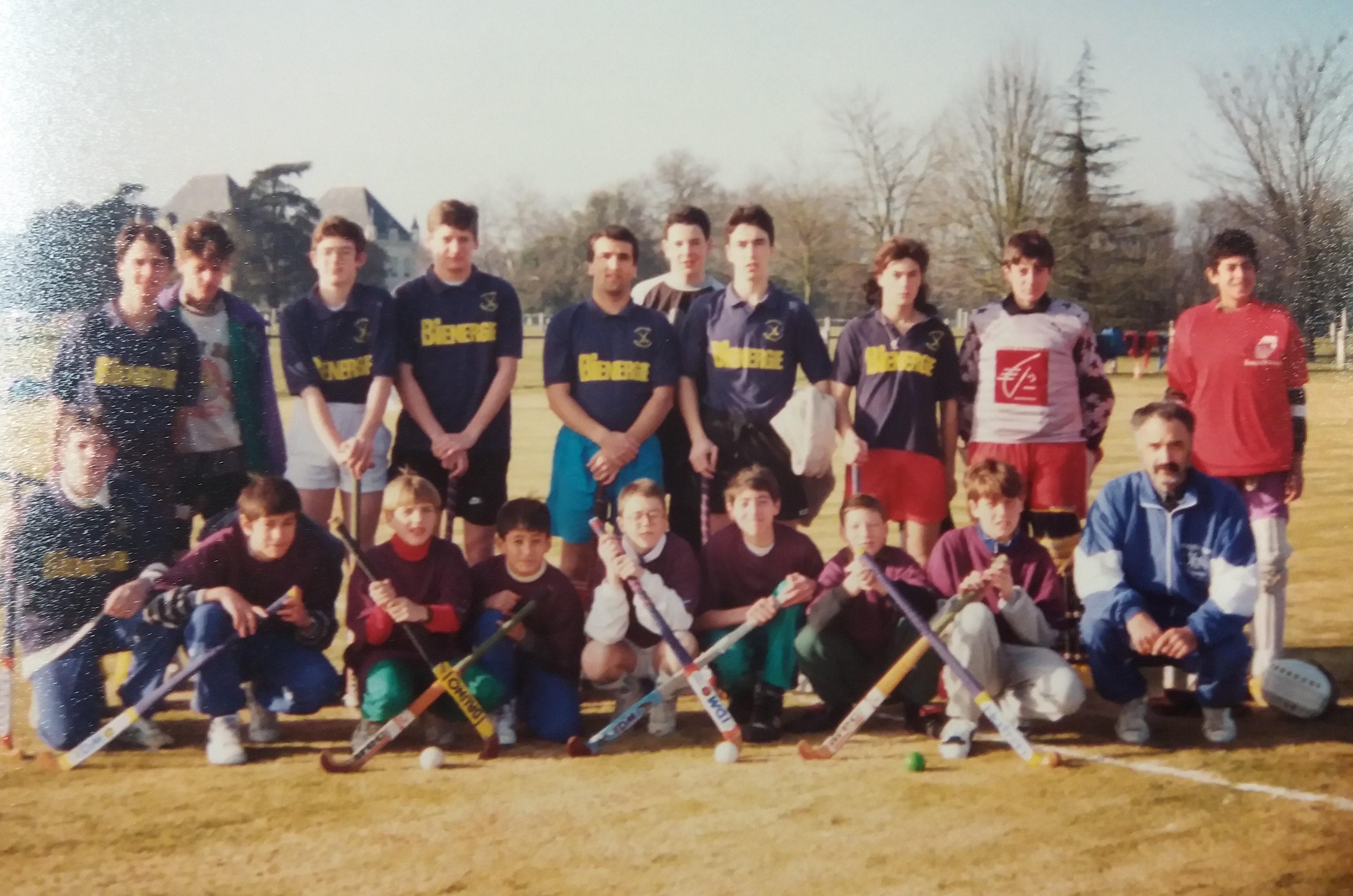 Bordeaux jeunes 1993
