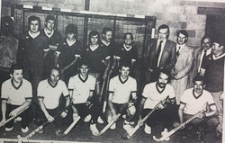 1ère équipe sénior-1980