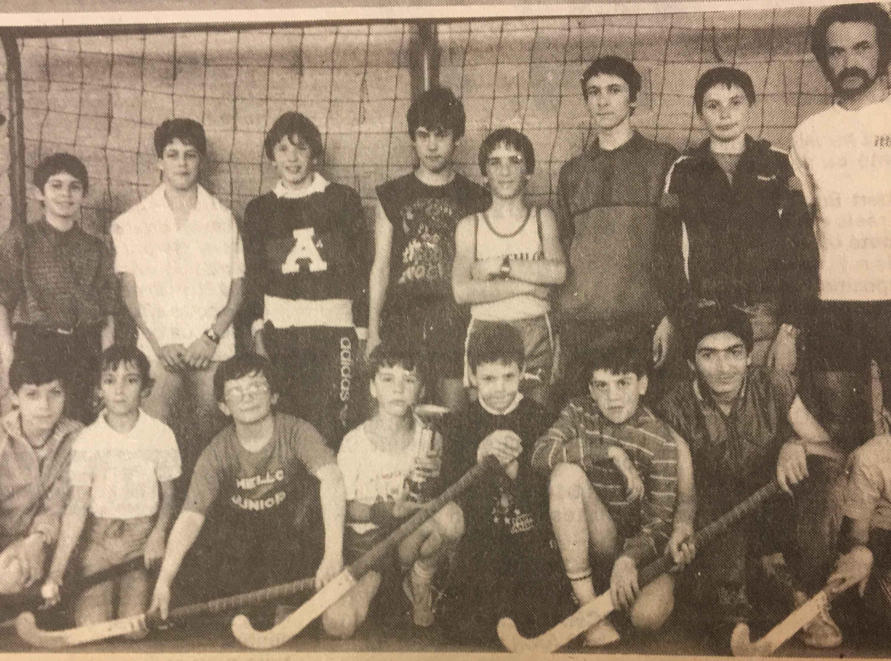 Jeunes 1986