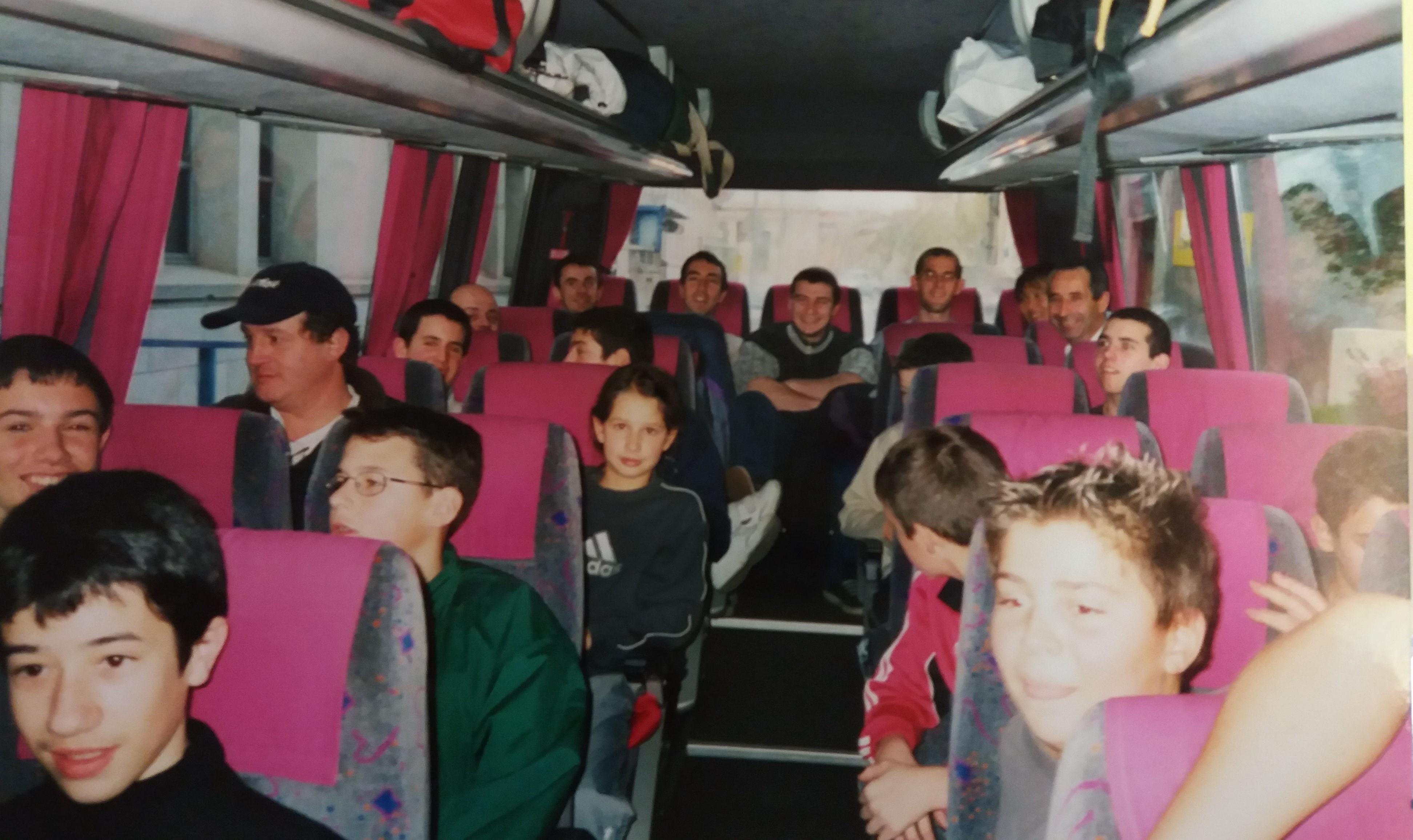 Sortie Bus 2003