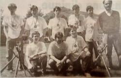 Champion France UGSEL bis-1992