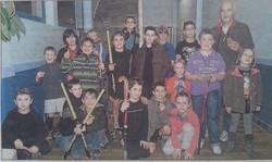 Galette enfants 2011