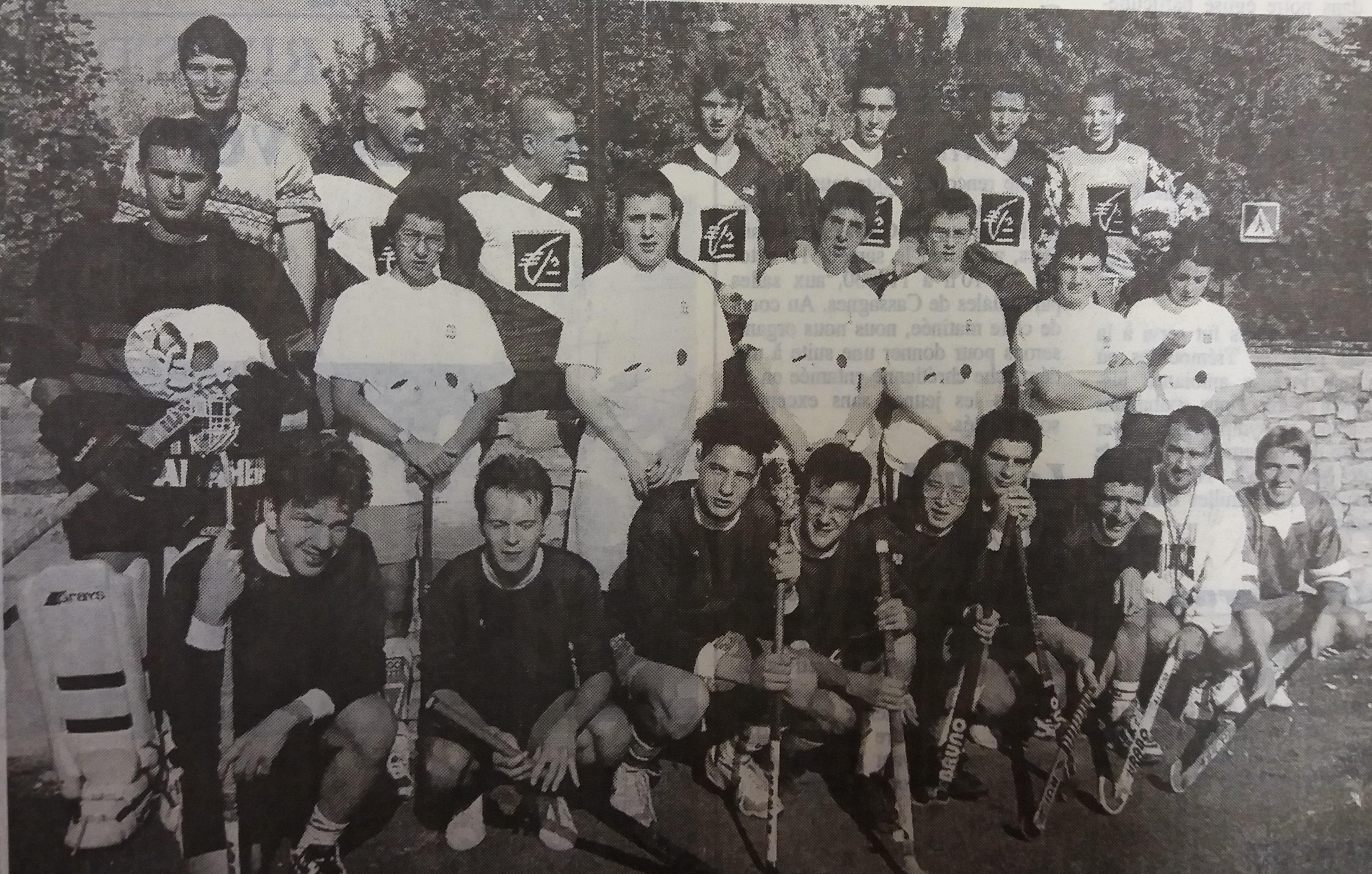 Tournoi automne 1997