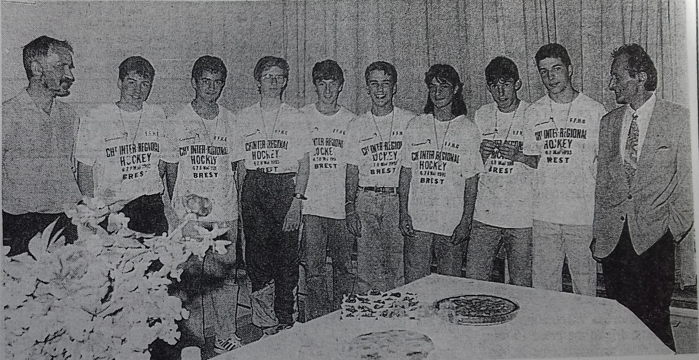 Champion France UGSEL-1993